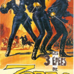 Three Swords of zorro