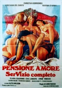 """Poster for the movie """"Love Hotel - Full Service"""""""