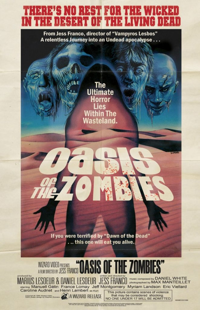 (English) OASIS OF THE ZOMBIES