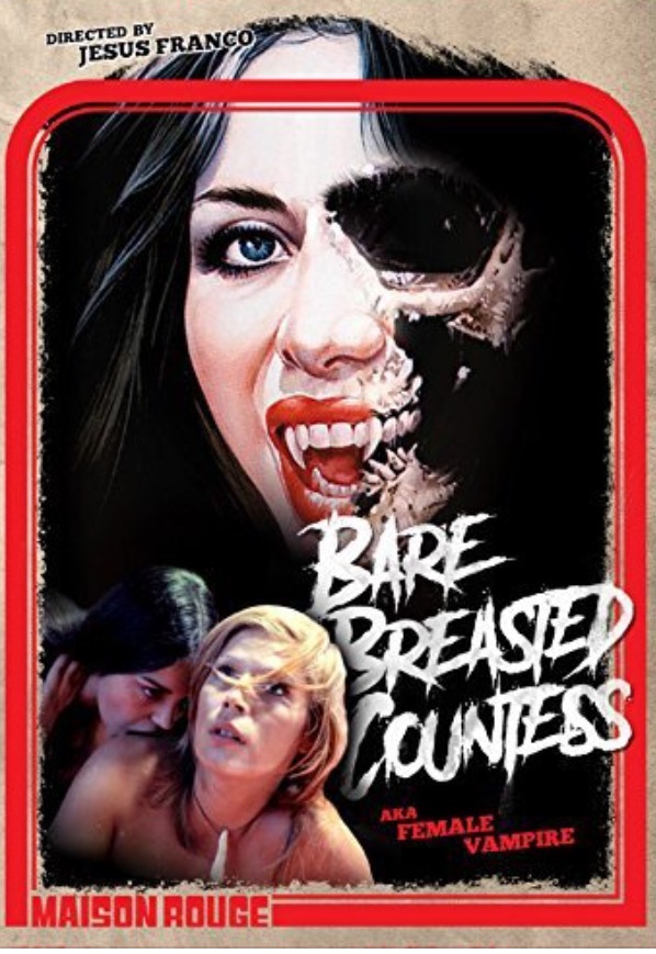 THE BARE BREASTED COUNTESS