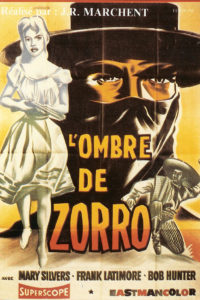 THE SHADE OF ZORRO