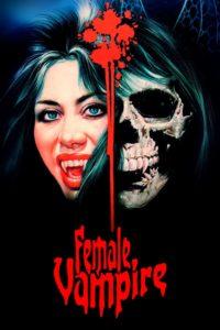 """Poster for the movie """"Female Vampire"""""""