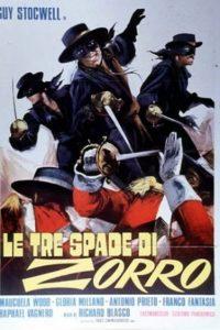 Tre spade di Zorro