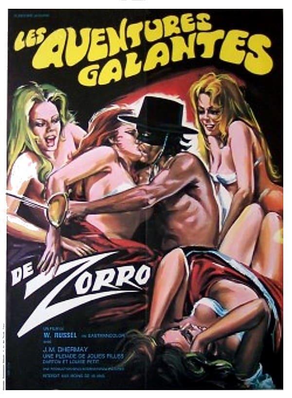 (English) ZORRO'S AMOROUS CAMPAIGN