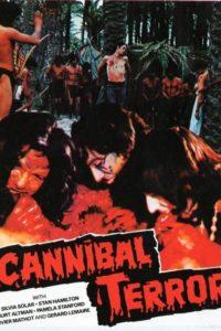 (English) CANNIBAL TERROR