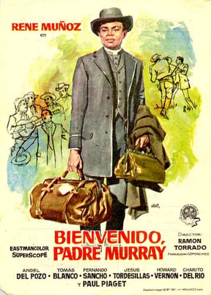 BIENVENIDO PADRE MURRAY