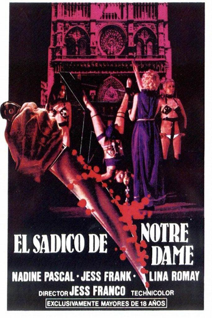 (English) SADIST OF NOTRE DAME